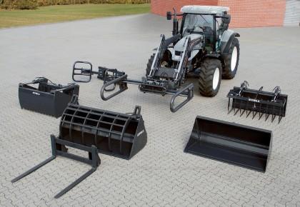 Traktorski nakladalniki