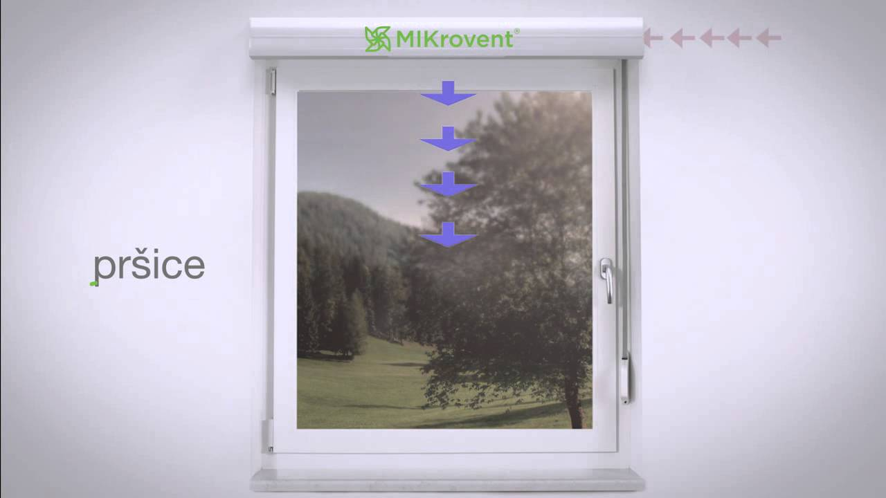prezračevalni sistemi mikrovent