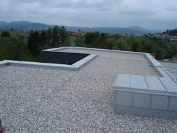 Priprava kritine ravne strehe