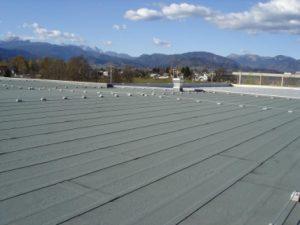 popravilo ravne strehe