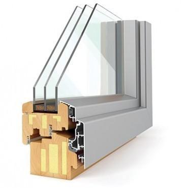 Lesena okna Elegant Solution 92
