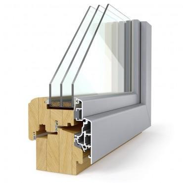 Dimenzije alu lesenih oken