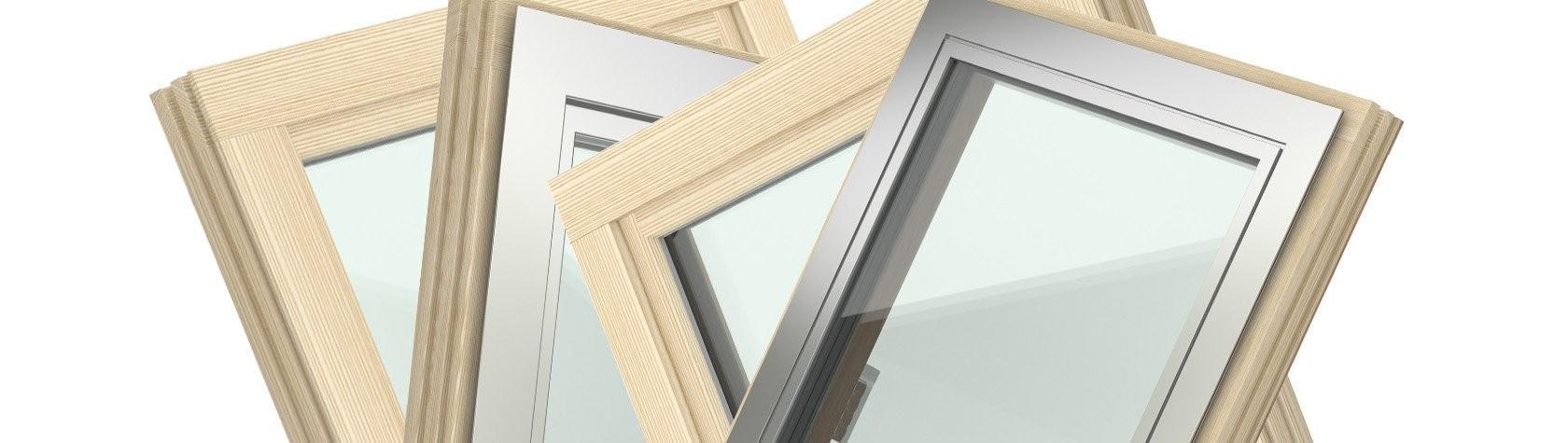 Velika izbira lesenih oken