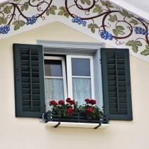 Okna s polkni
