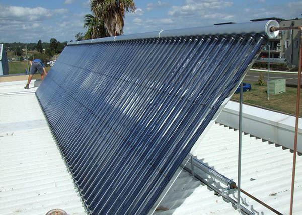 solarno ogrevanje vode cene