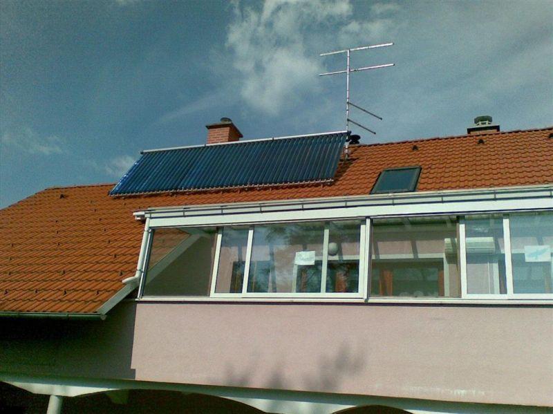 sončni kolektorji prednosti