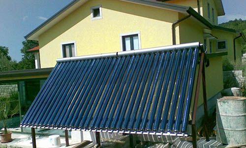 sončni kolektorji HeatPipe