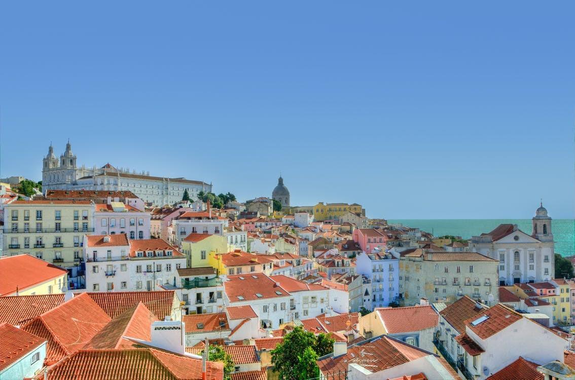 Lisbona Portugalska