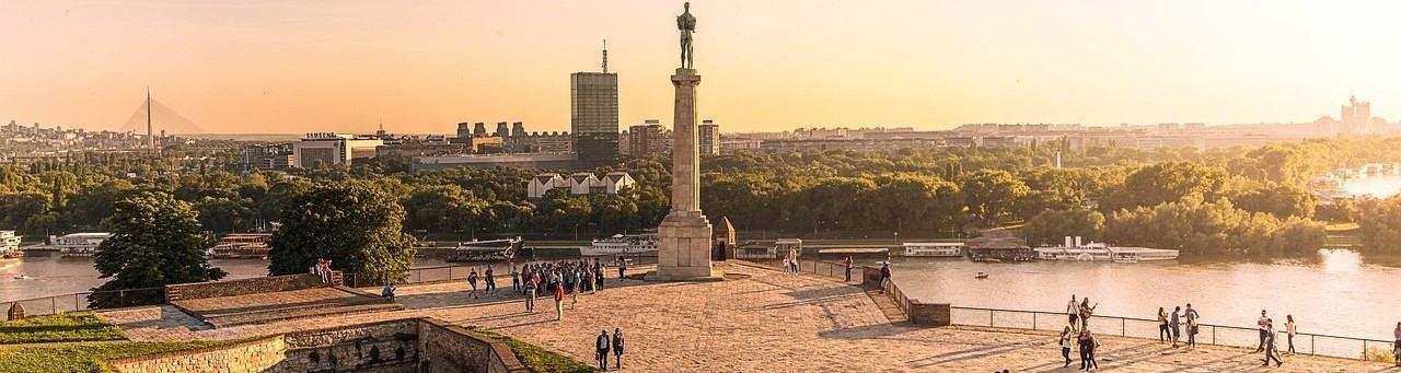Silvestrovanje v Beogradu