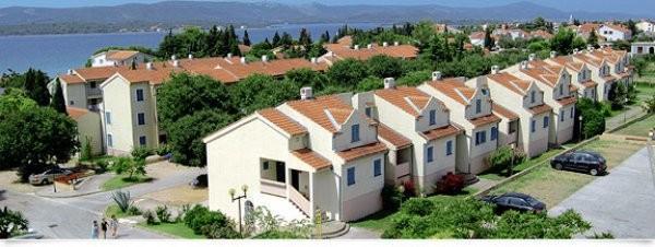 Apartmaji in druge nastanitve na Hrvaškem