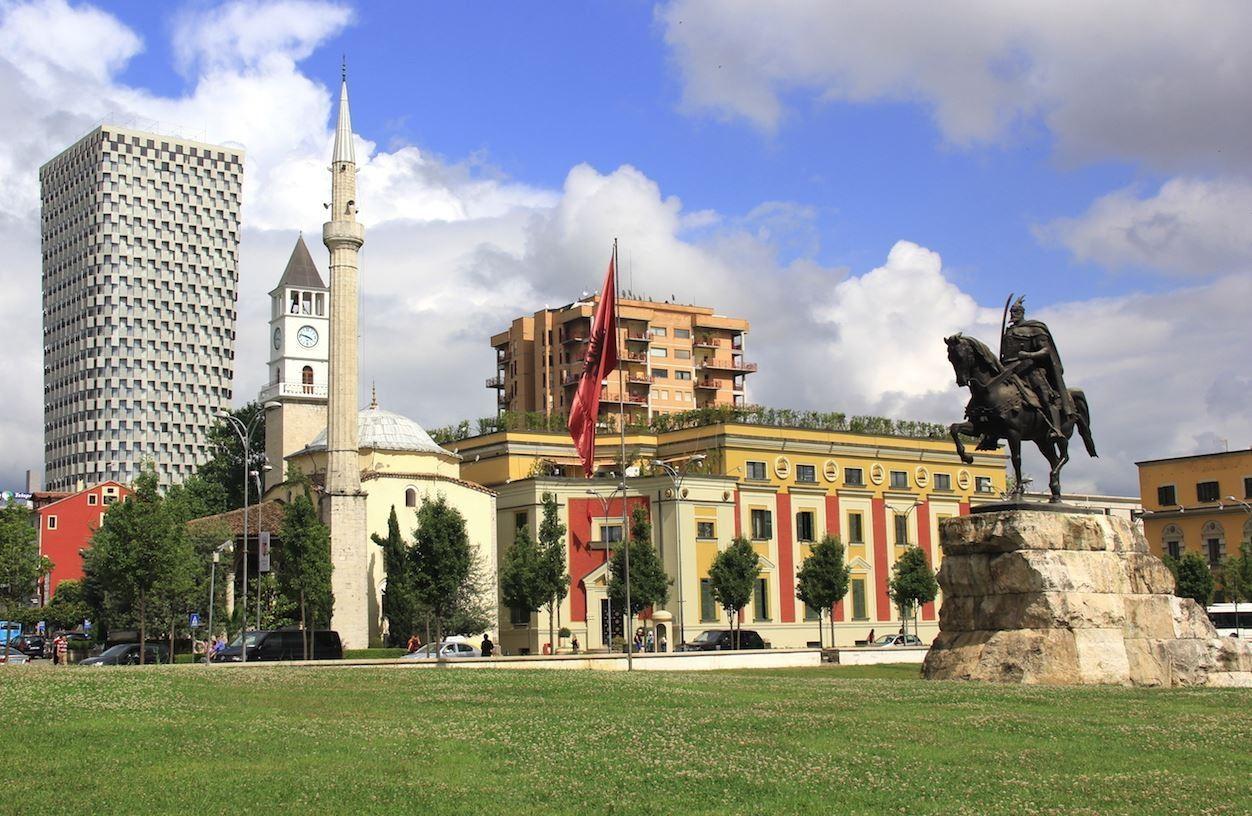 Počitnice v Albaniji