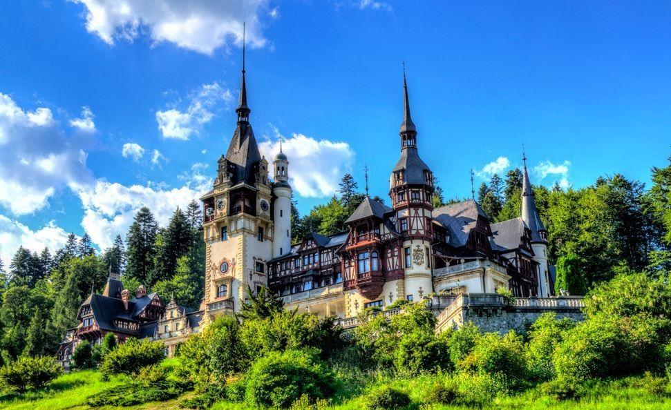 Počitnice v Romuniji