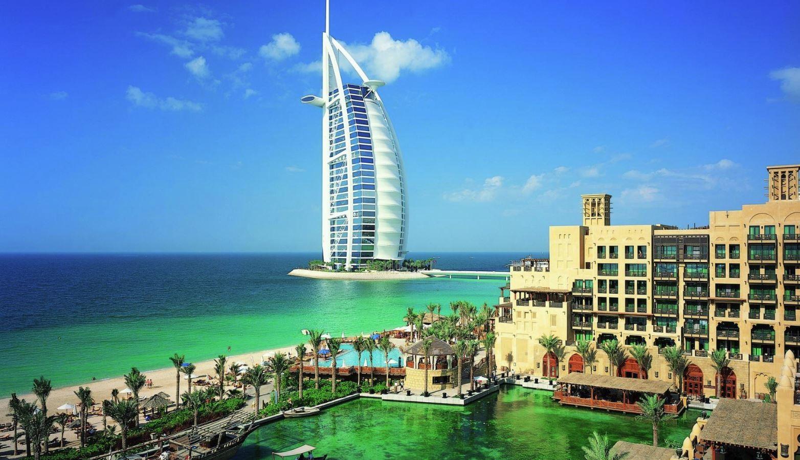Organizirano potovanje v Dubaj