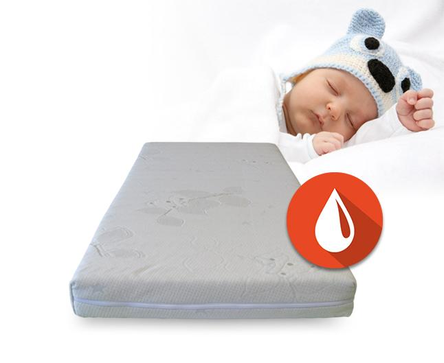 jogi za otroško posteljico