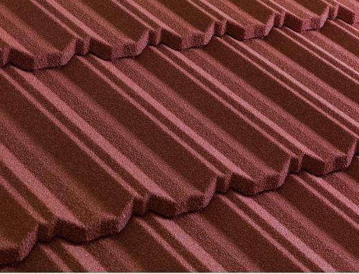 Kovinske kritine za prekrivanje streh