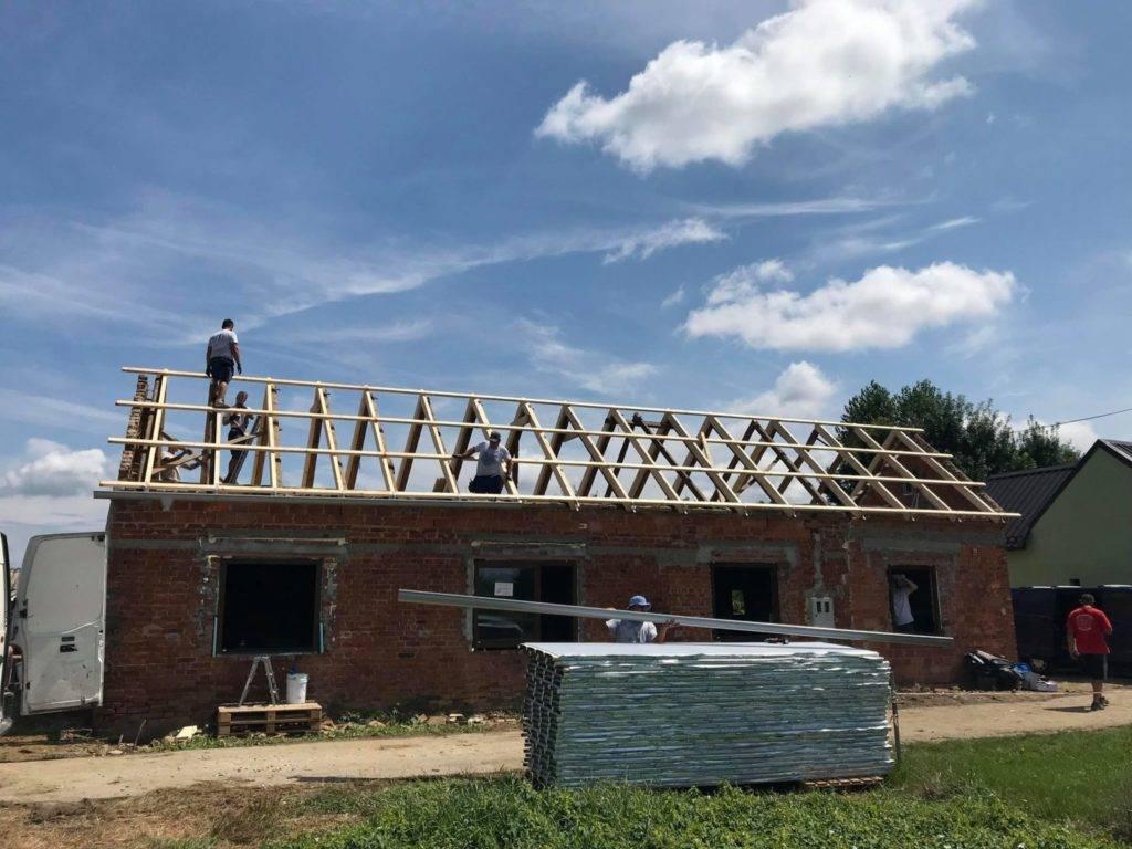 Kritina za streho in druge objekte