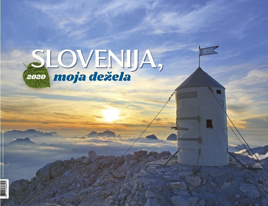 Koledar s slikami Slovenije