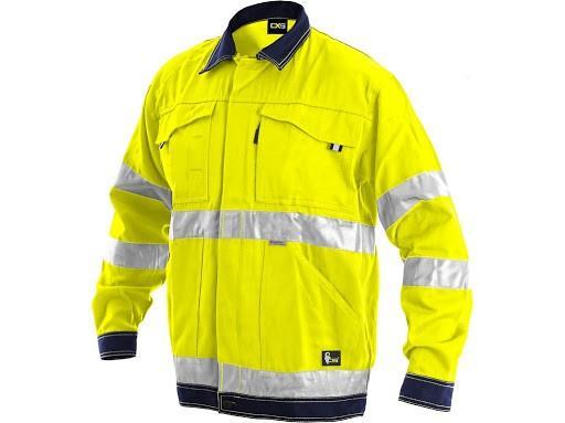 Delovna odsevna jakna