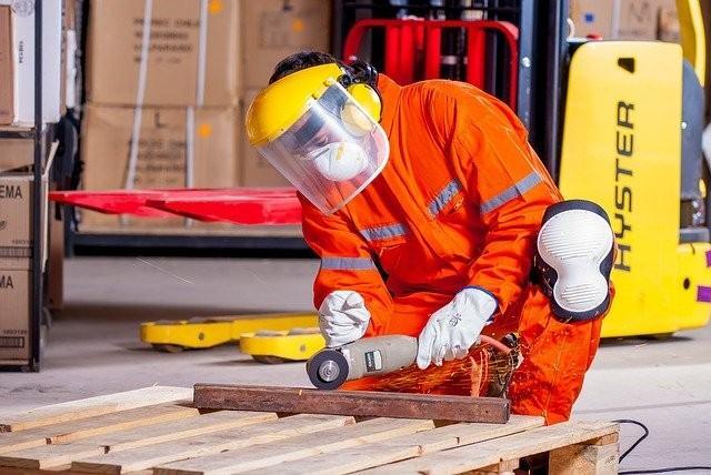 Uporaba delovnih oblačil na terenu