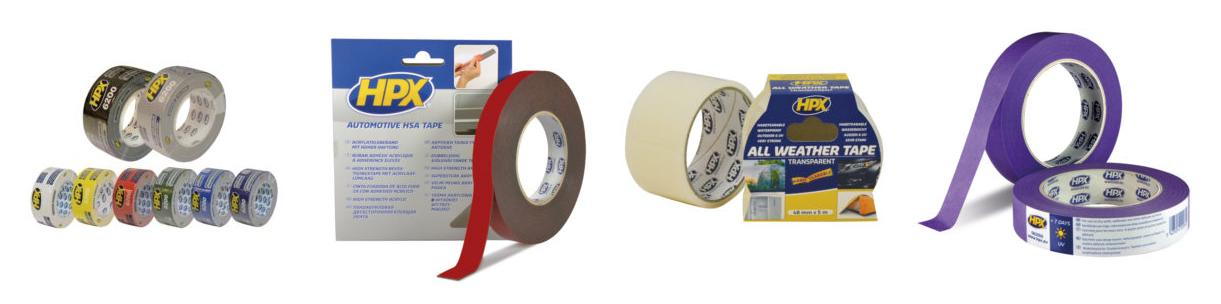 Lepilni trakovi za različno uporabo in embalažo