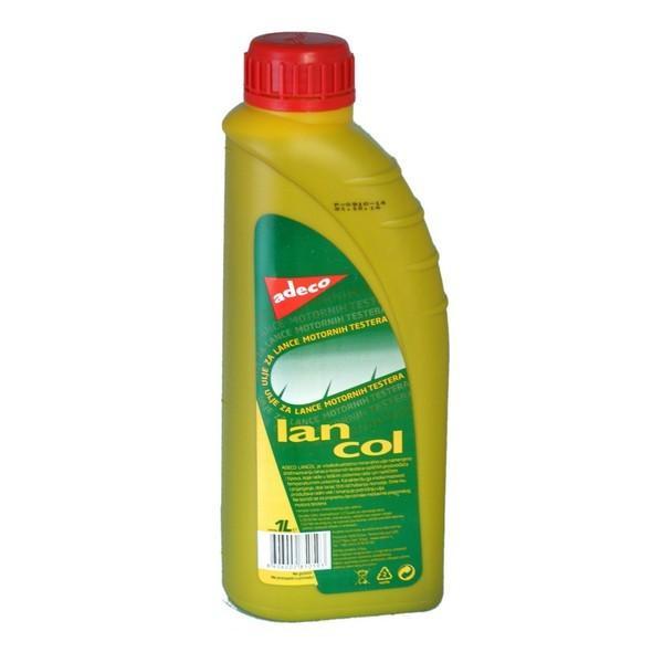 Olje za motorno ali verižno žago