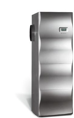 Delovanje toplotne črpalke zrak voda za ogrevanje