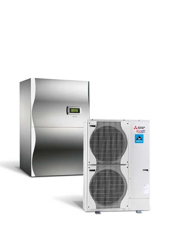 Cena toplotne črpalke zrak voda