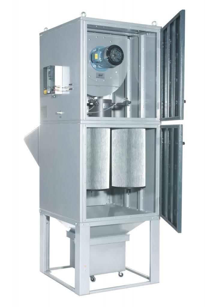 CNC stroji Voortman