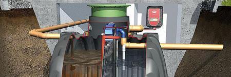 biološke čistilne naprave s subvencijo
