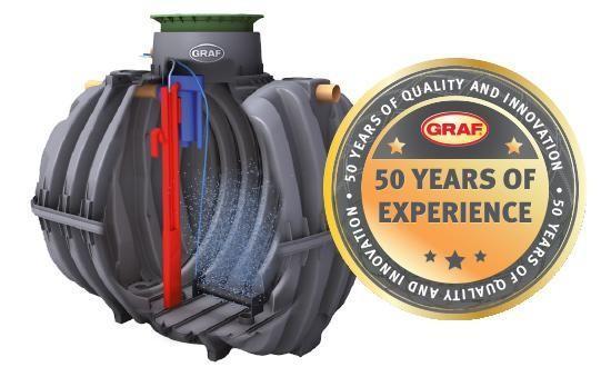 S pravim partnerjem in ustreznio čistilno napravo imate dolgoročno korist, saj odpadejo vsi stroški dragih priključnin na kanalizacijo, kakor tudi drago letno čiščenje odplak.
