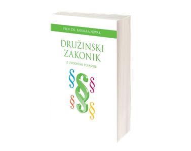Knjiga Družinski zakonik (DZ)