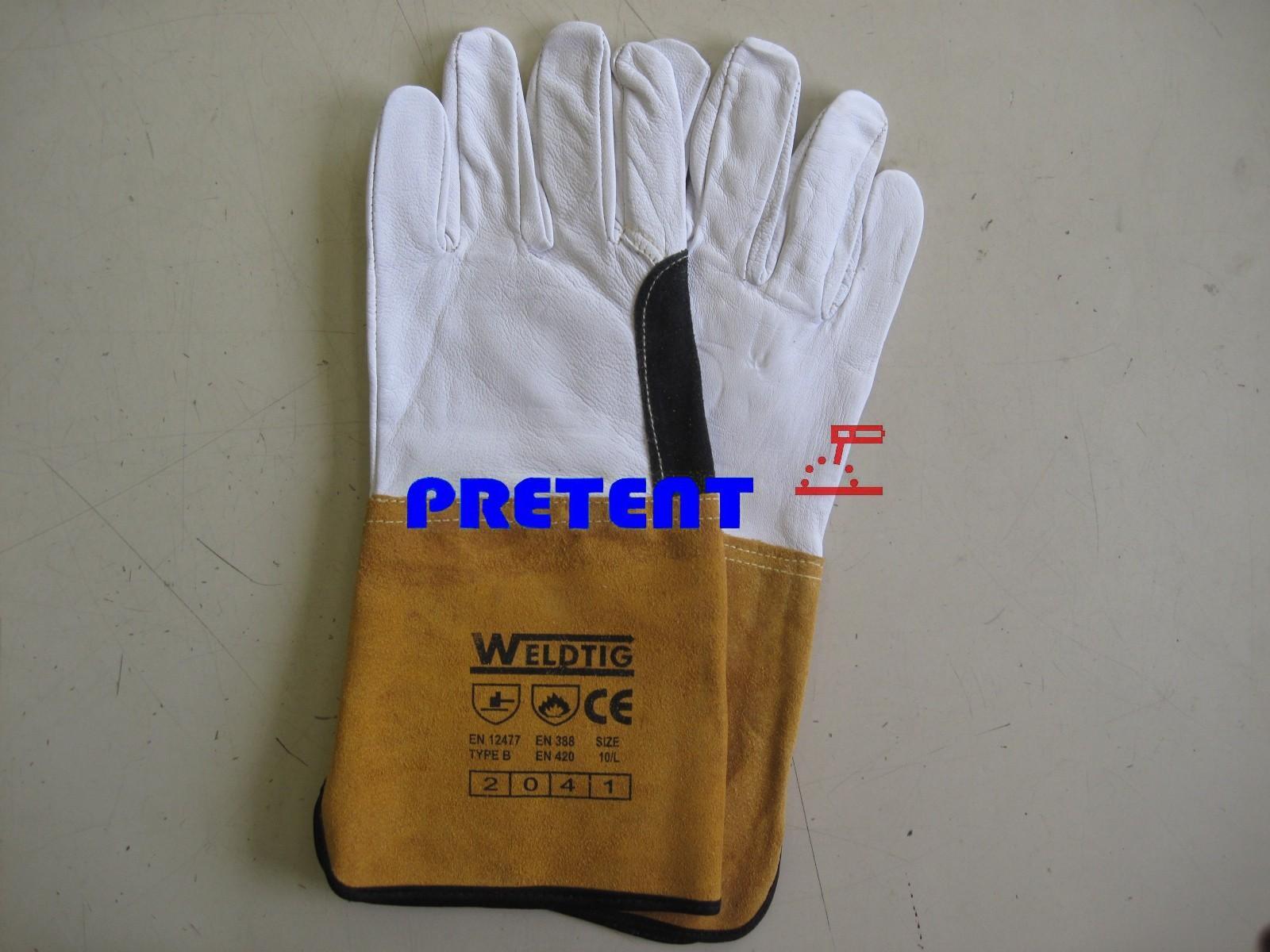 Usnjene zaščitne rokavice