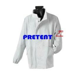 Zaščitna jakna del glavne zaščitbe opreme