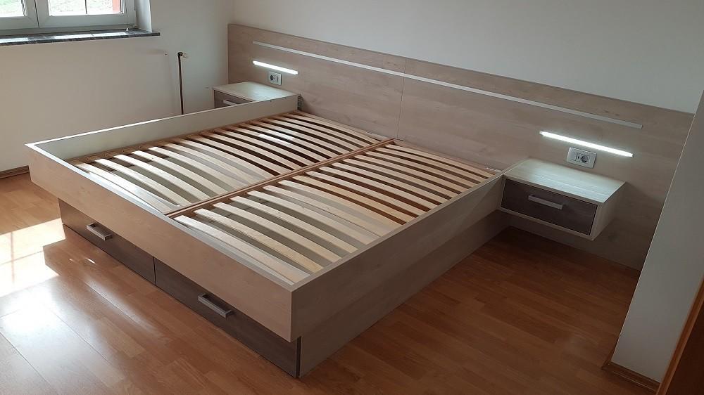 Pohištvo za spalnice - postelje