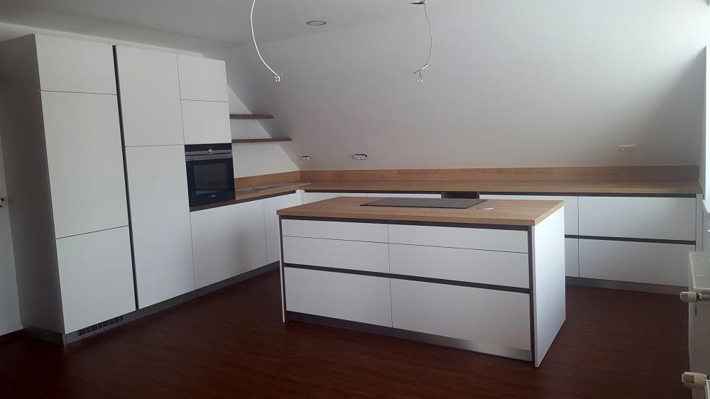 Projektiranje kuhinje brez aparatov