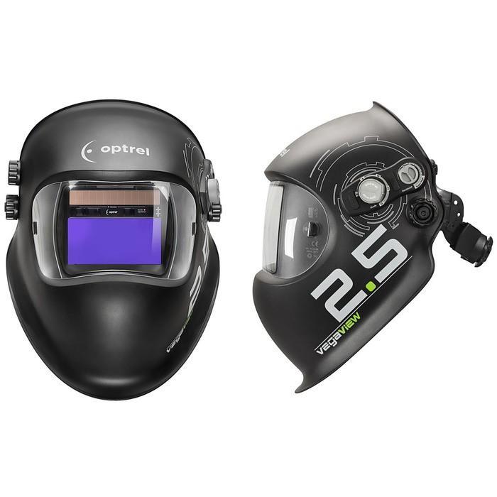 Elektronska zaščitna maska za varjenje