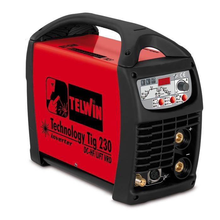 Varilni aparat TIG Telwin