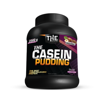 THE Casein Pudding