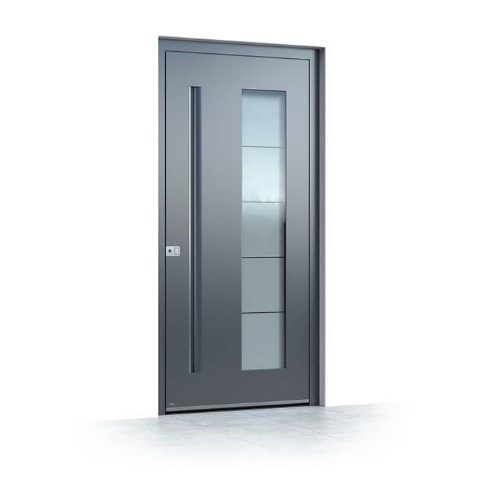 alu vhodna vrata