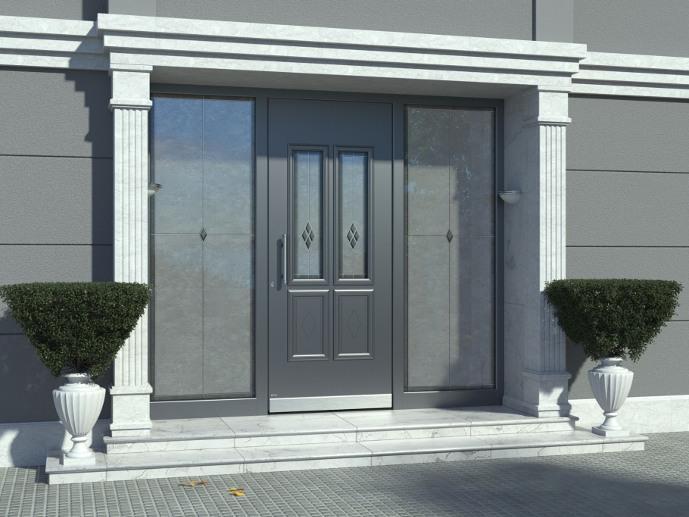 vhodna vrata za hiše