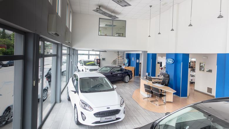 Financiranje vozil Ford