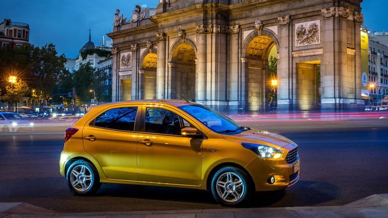 Fordova osebna in gospodarska vozila