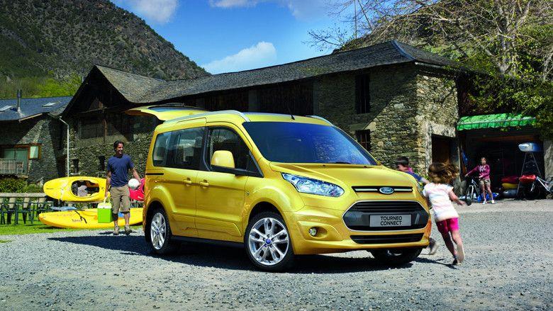 Gospodarska vozila Ford
