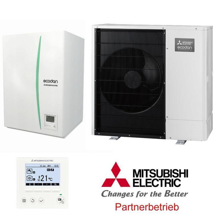 toplotne črpalke Mitsubishi