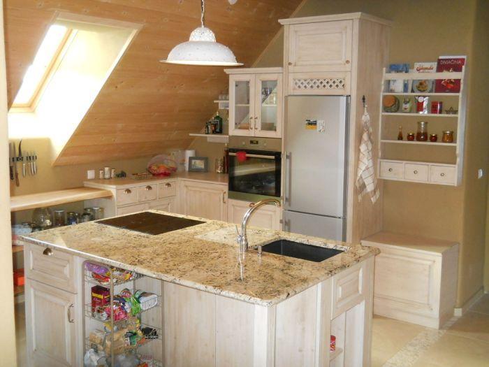 Rustikalno moderne kuhinje
