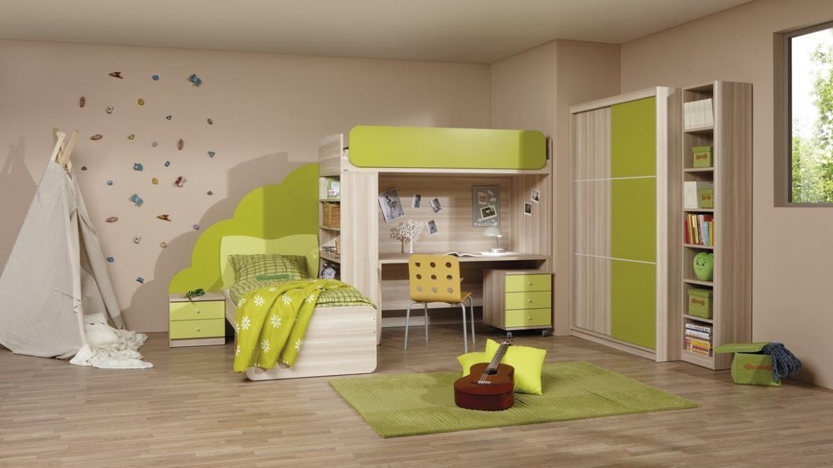 Otroška soba za dva