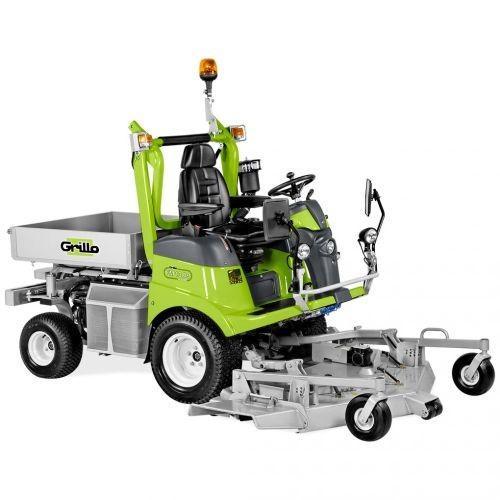 vrtni traktor 4x4