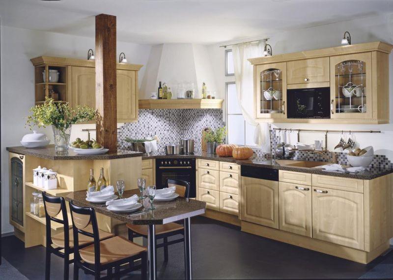 Klasične kuhinje po meri