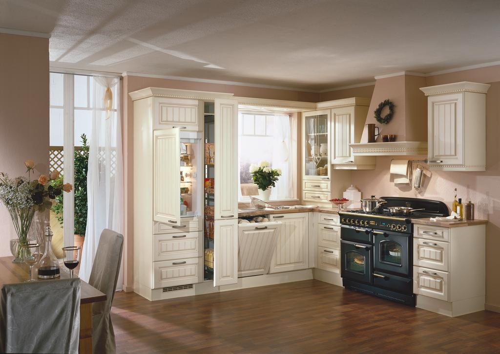 Klasične rustikalne kuhinje
