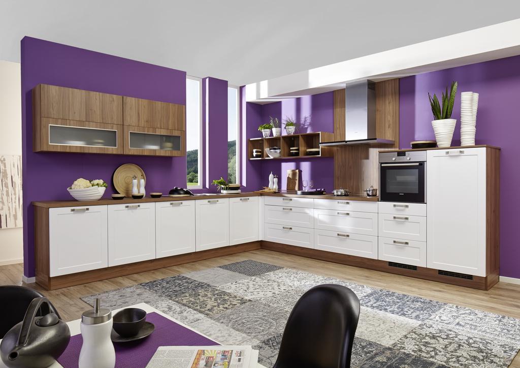 Moderne in funkcionalne kuhinje